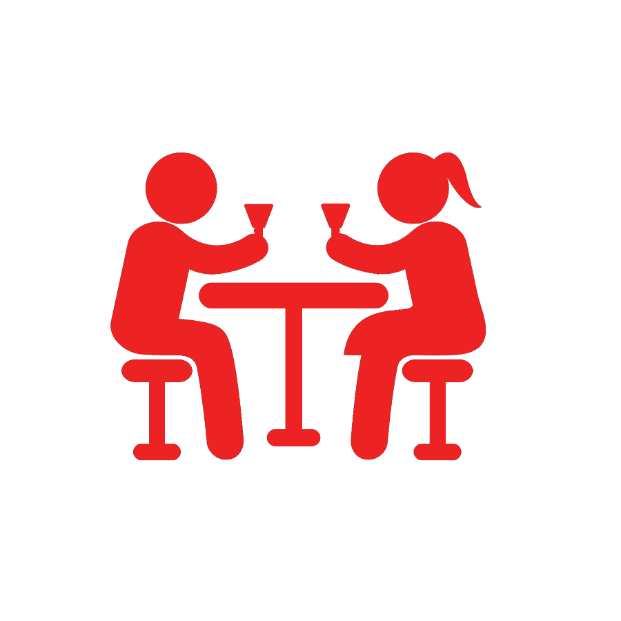 Большой выбор зон и столиков (ресторан, караоке, клуб)